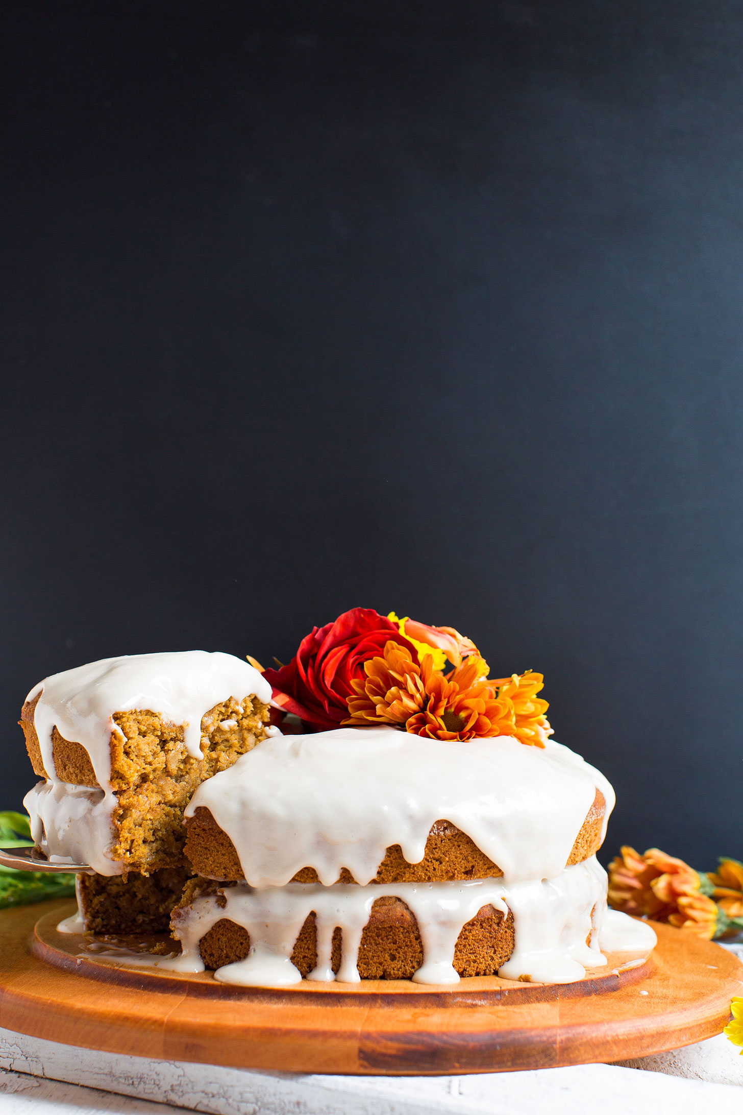 easy-1-bowl-pumpkin-cake-vegan-glutenfree-and-incredibly-flavorful-tender-and-perfect-for-fall-pumpkin-cake-recipe-fall