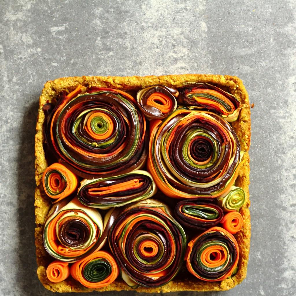 vegetable-roulade-tart