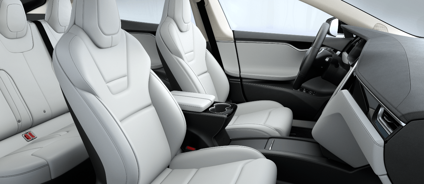 Tesla Now Offers A Vegan Interior Option In All Its Models