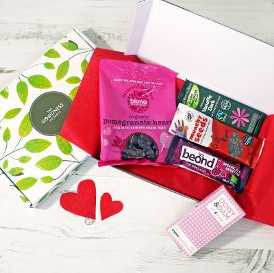Vegan Valentine's day gift