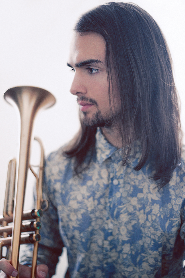 Interview with vegan jazz trumpeter Rhys Tivey