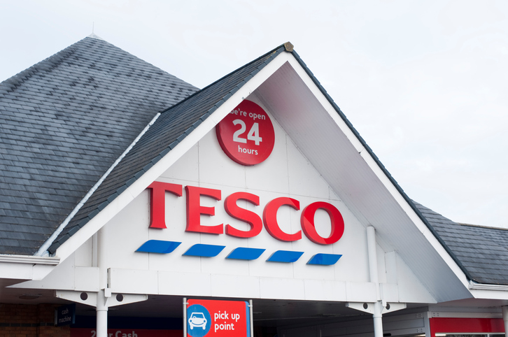Tesco becomes second supermarket in six months to commit to labelling vegan products
