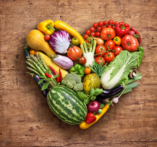 Mending a broken heart: How a vegan diet can help fight heart disease