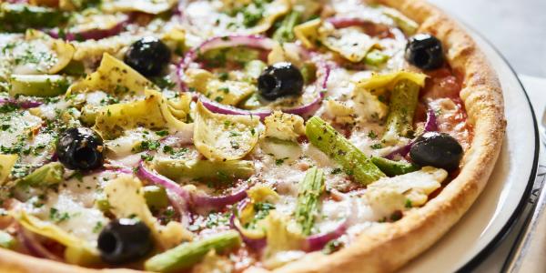 pizza express vegan pizza