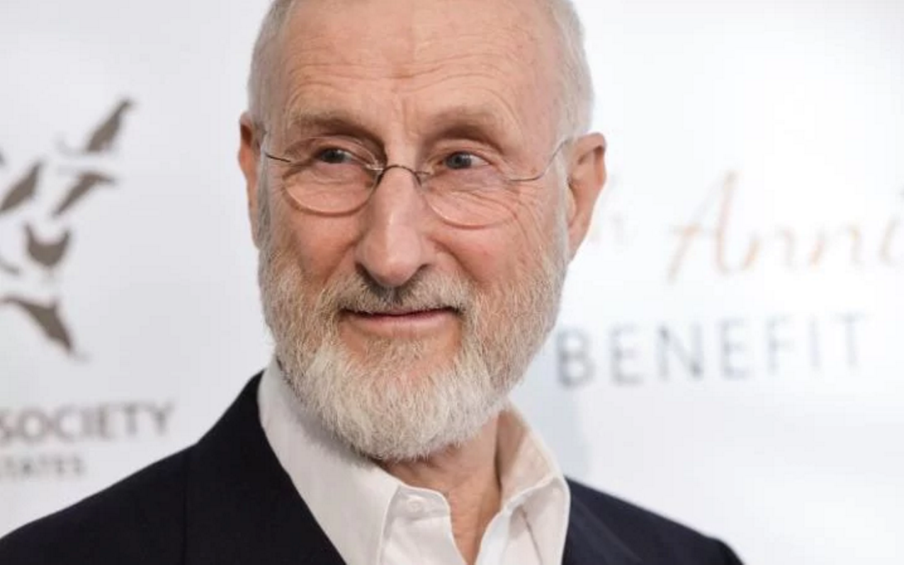 Vegan activist and actor James Cromwell is arrested during SeaWorld protest