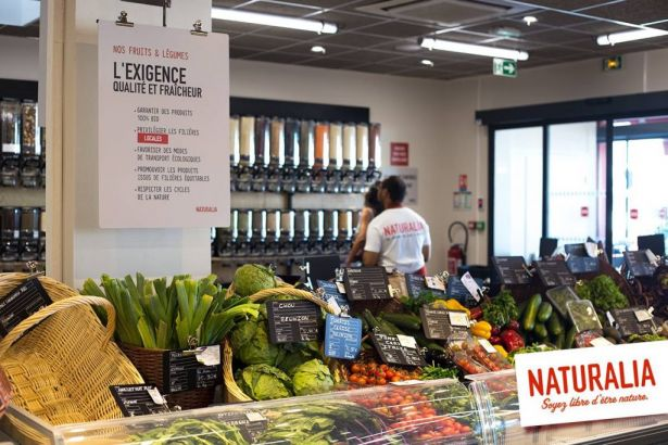 Three New Dedicated Vegan Supermarkets Open In Paris Vegan Food