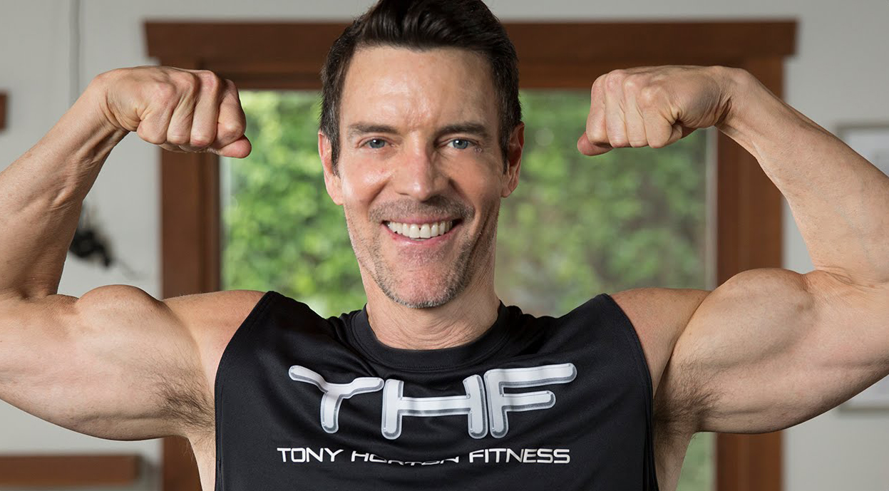 P90x Founder Tony Horton Is Switching To A Plant Based T
