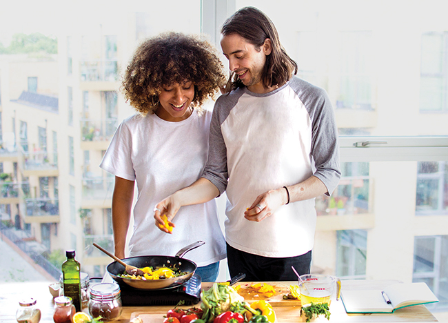 In the kitchen with... So Vegan