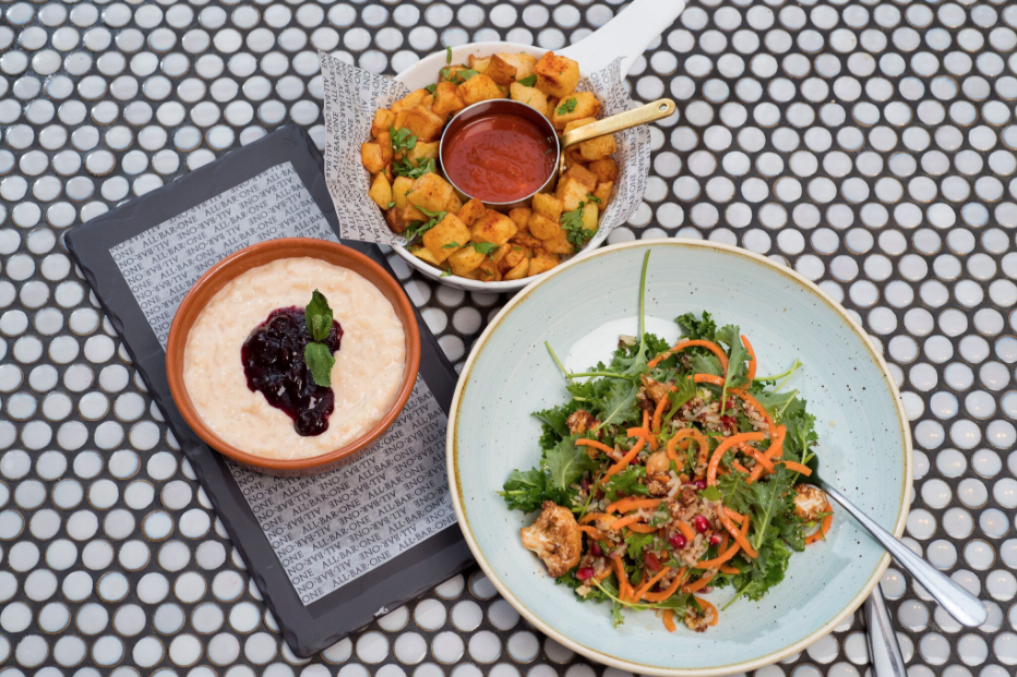 Changing tastes: Discover the high street chains offering vegan menus
