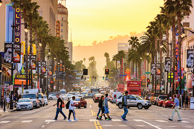 A vegan's guide to... Los Angeles
