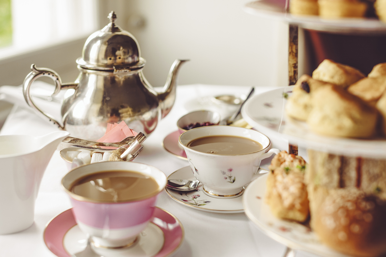 Tea total: Our guide to hosting your own vegan afternoon tea