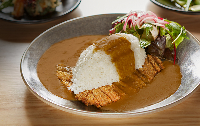 Wagamama unveils their innovation kitchen, and vegan katsu curry is on the menu!