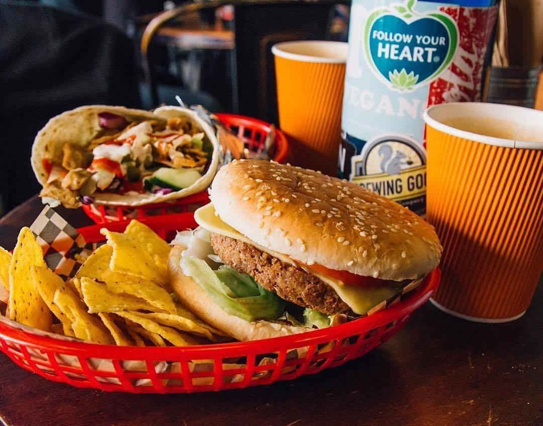 A Walking Food Tour Exploring Bristols Best Vegan Food Is