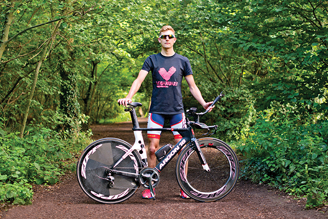 Powered by plants: Meet the vegan athletes whose sporting success is fuelled by plants