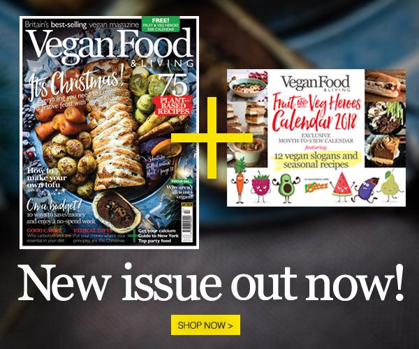 Vegan Food & Living December 2017