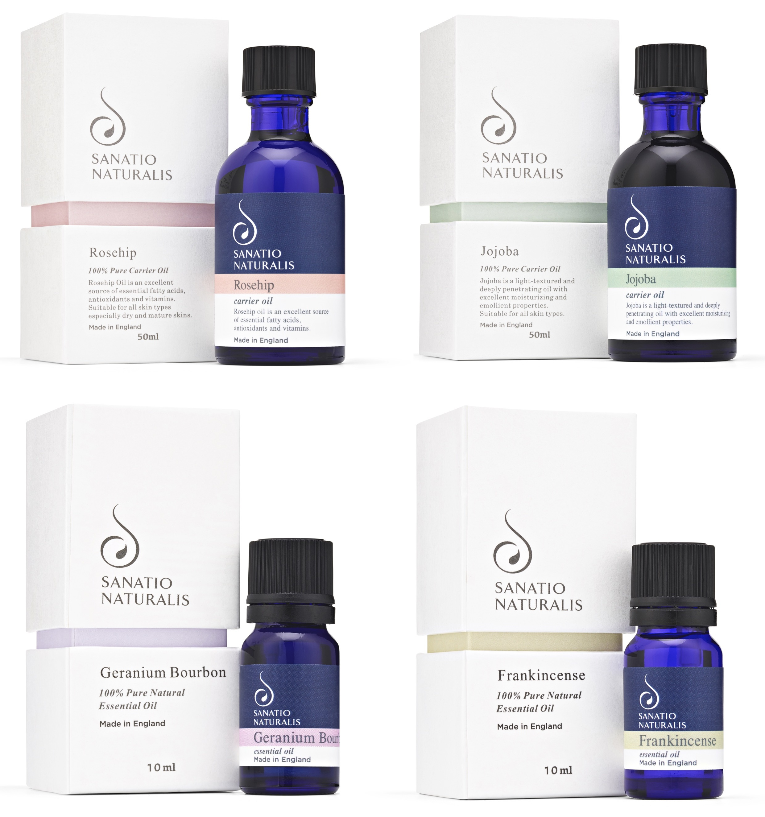 WIN! A selection of Sanatio Naturalis - worth £94!