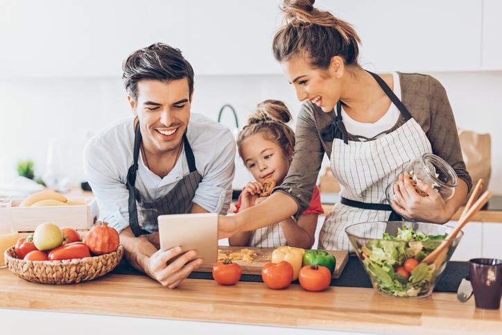 Top tips for navigating life as a vegan family
