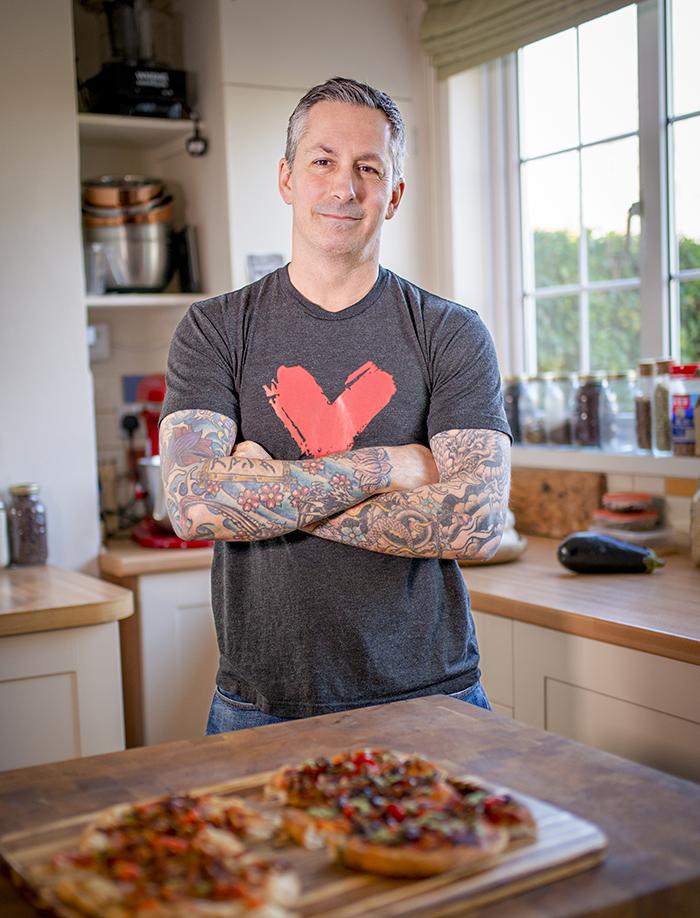 Veganuary announces Derek Sarno as their latest ambassador
