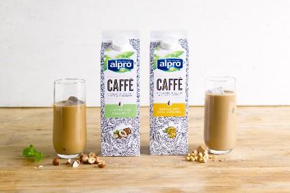 alpro coffee