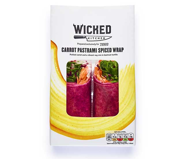 tesco wicked kitchen
