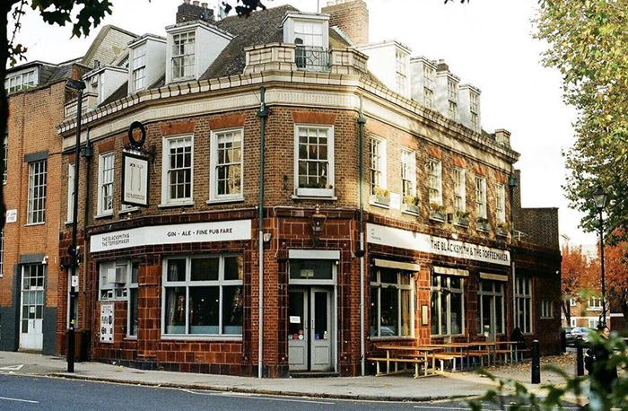 london vegan pub