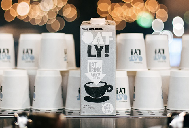 oatly expand facilities