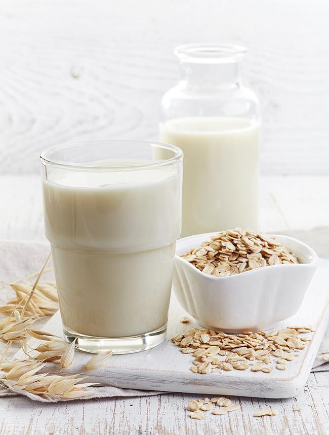 plant milk nutrition