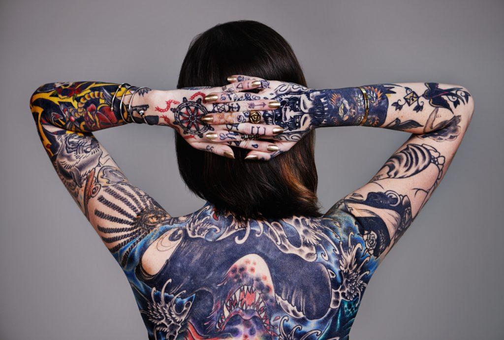 Sea Shepherd Opens A Vegan Tattoo Studio In Amsterdam