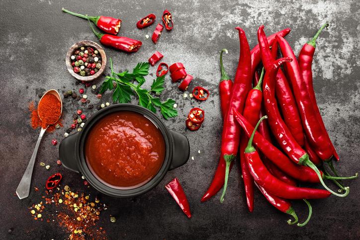 spices vegan