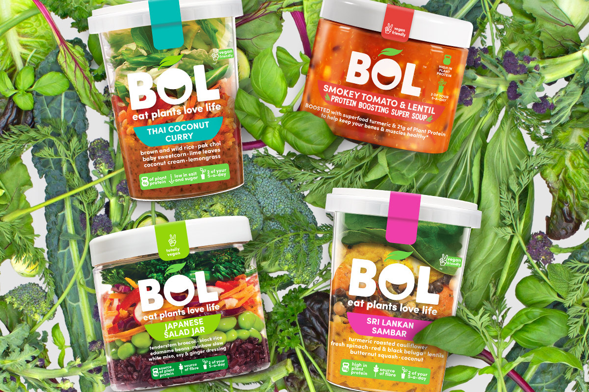 Bol Foods Have Ditched The Dairy And Announced That They Re Going