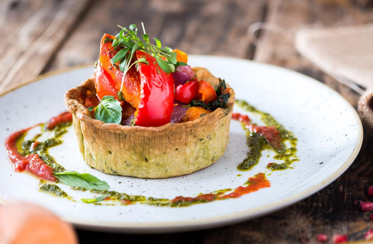 vegan pub food
