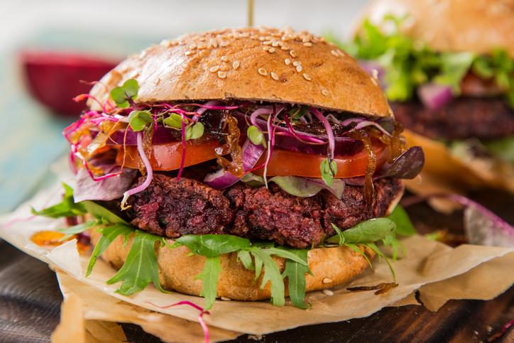 Meat alternatives market
