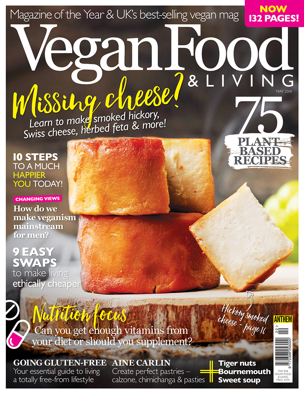 Vegan Food & Living May 2018