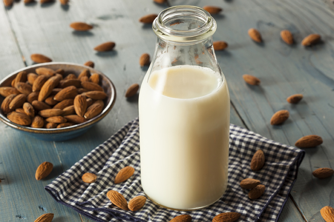 history of plant milk