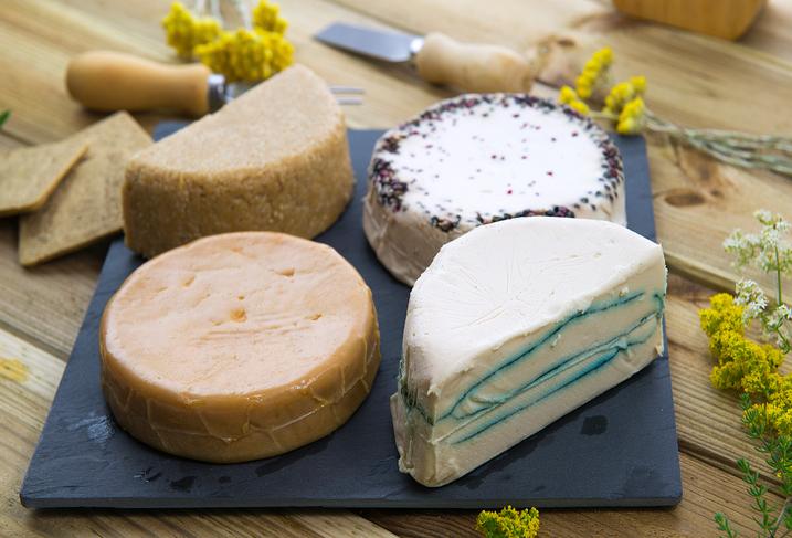 evolution of vegan cheese
