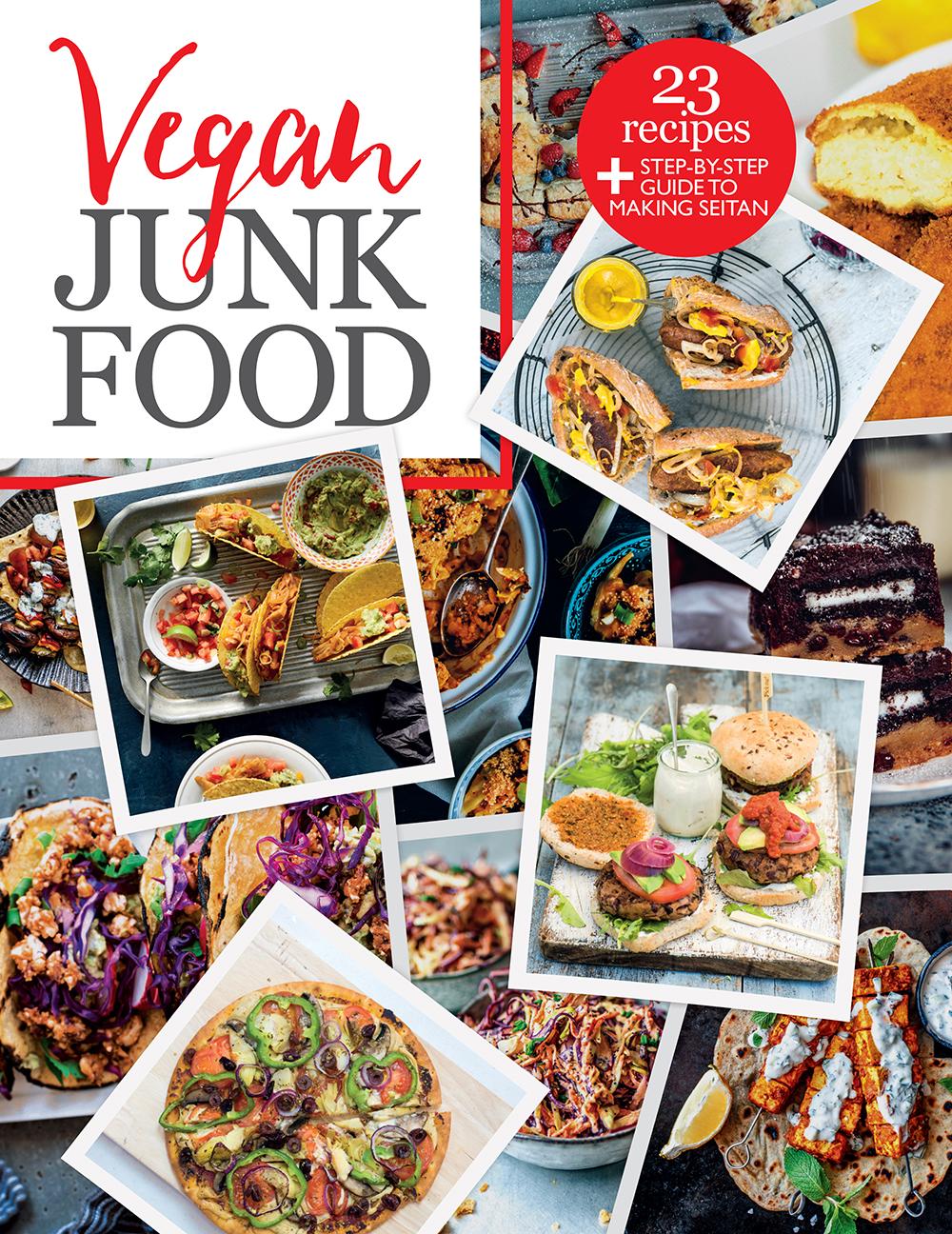 Vegan Food & Living July 2018