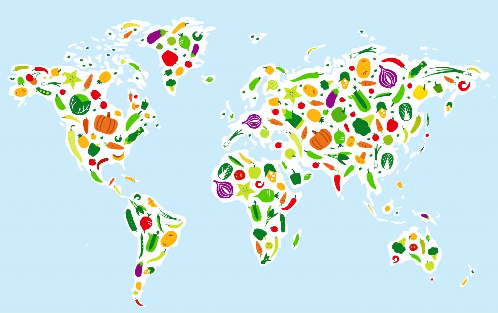 veganuary go global