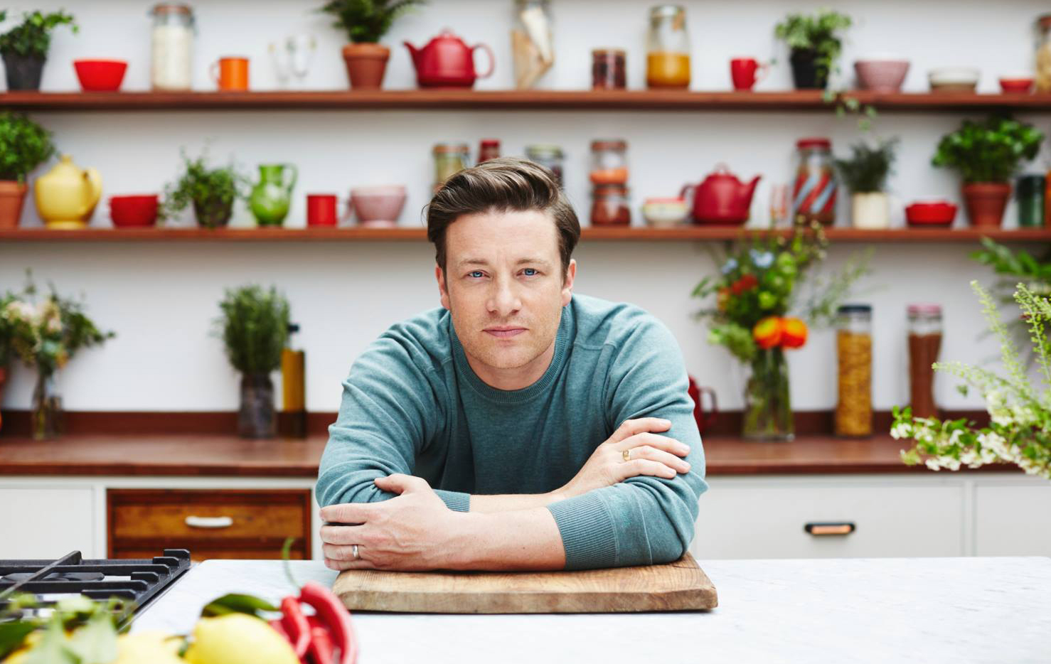 Jamie Oliver To Promote Eating Less Or No Meat In A Vegan