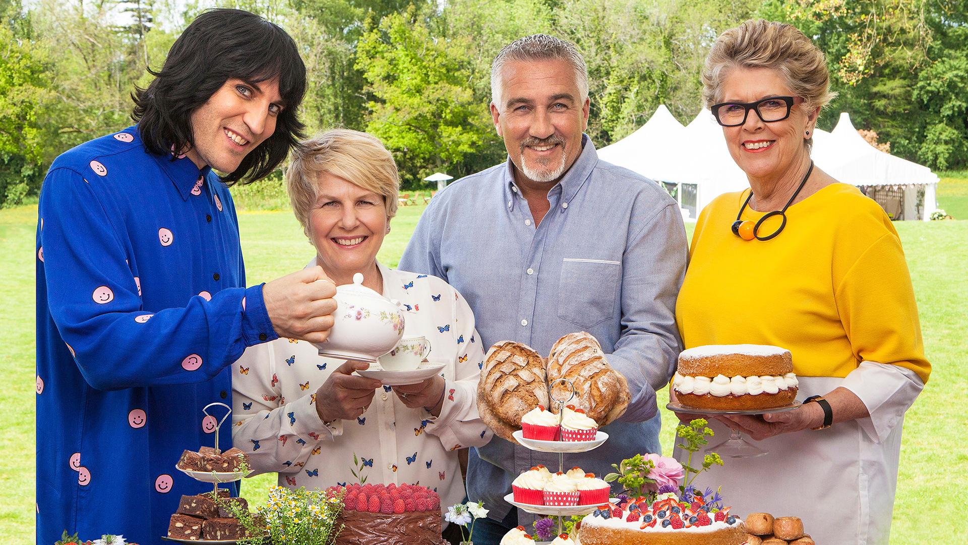 The Great British Bake Off to host first vegan baking challenge ... 168628ac609