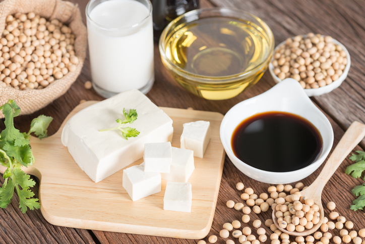 facts about soya