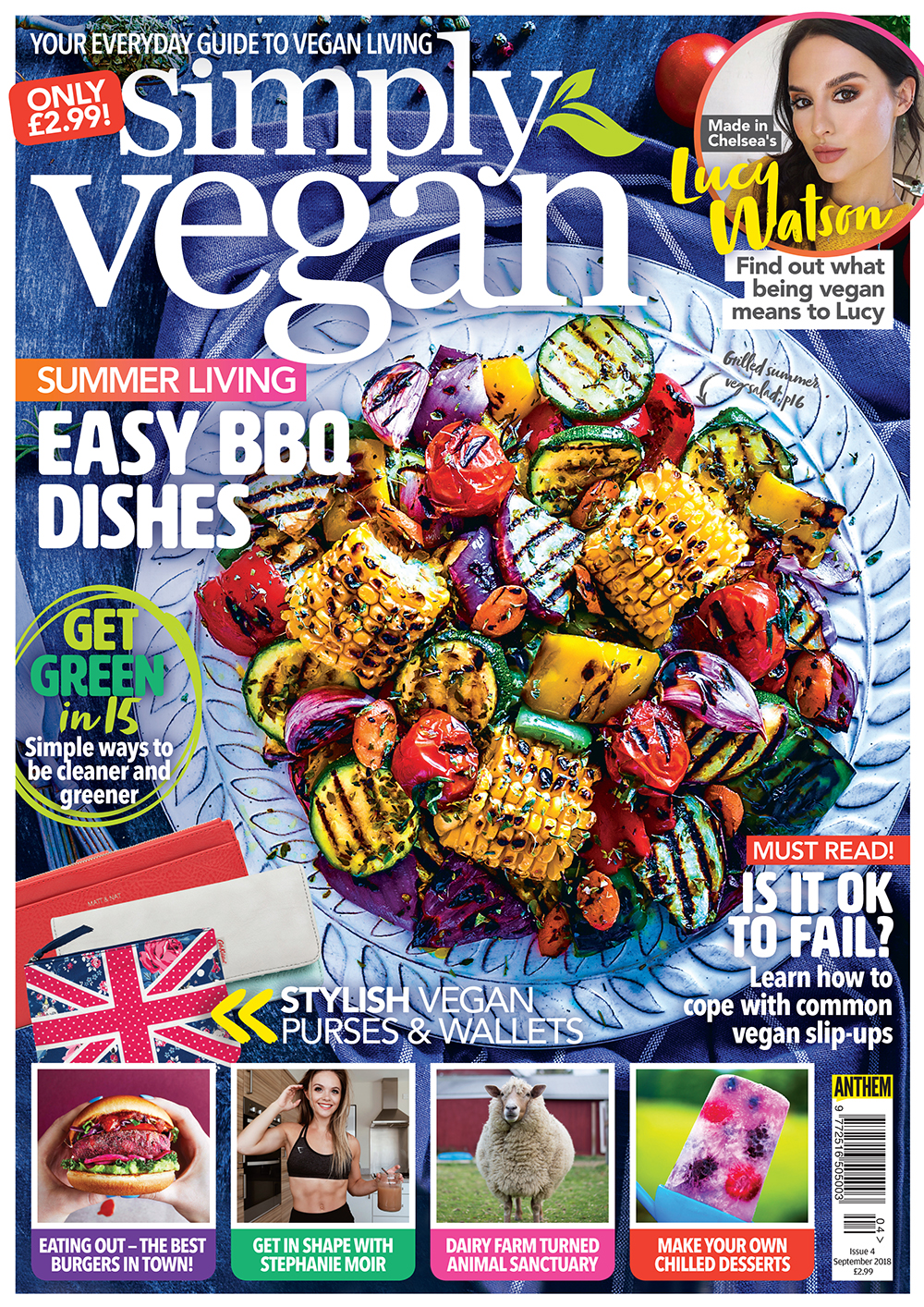 Simply Vegan September 2018