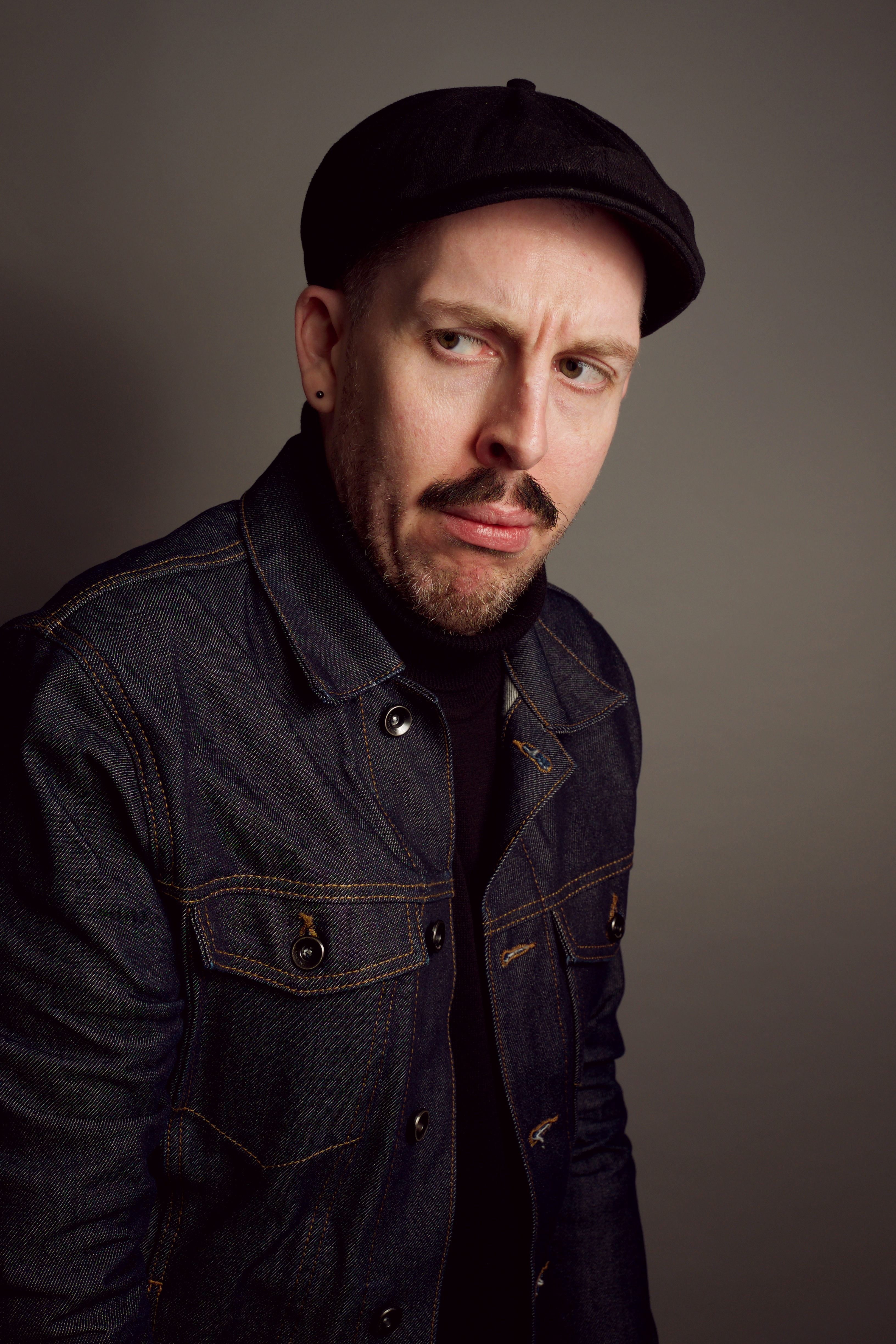 carl donnelly vegan comedian