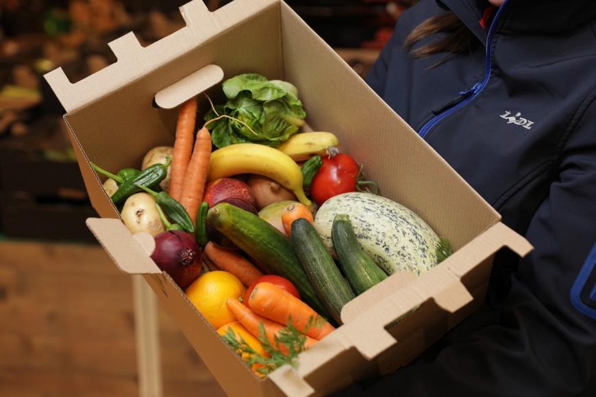 lidl wonky veg box