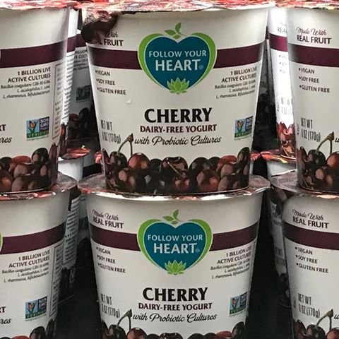 Follow Your Heart vegan yoghurt
