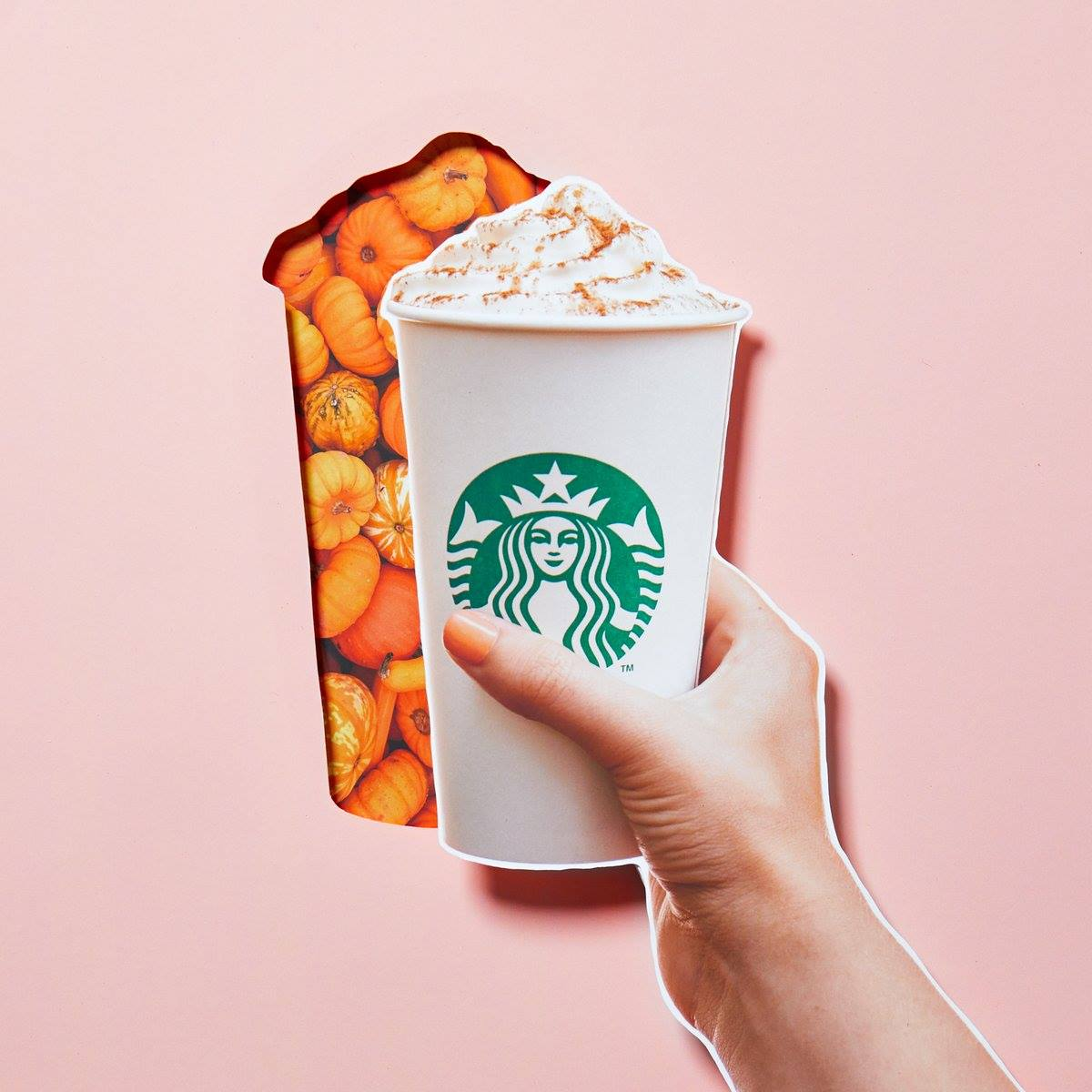 Starbucks' Pumpkin Spiced Lattes Are Back, And Now They're