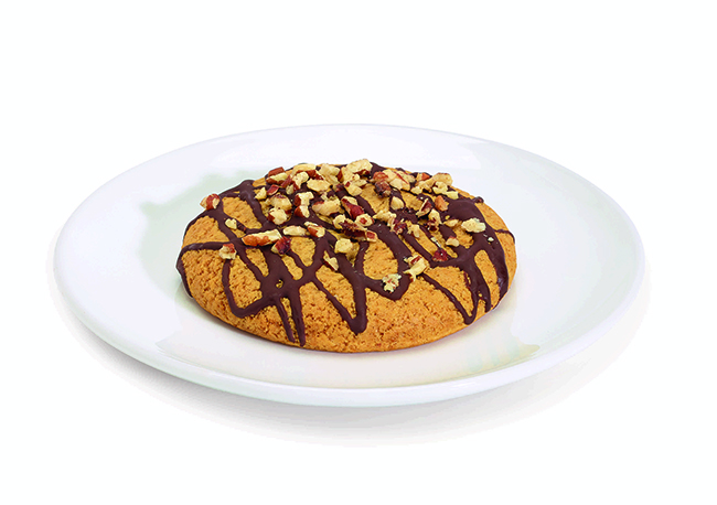 Costa Coffee vegan cookie