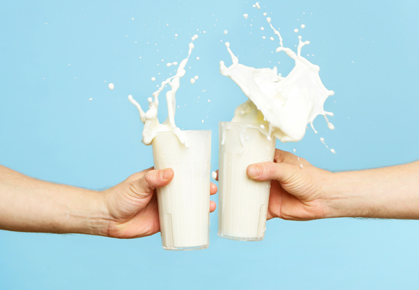 uk vegan milk sales rise by 30%