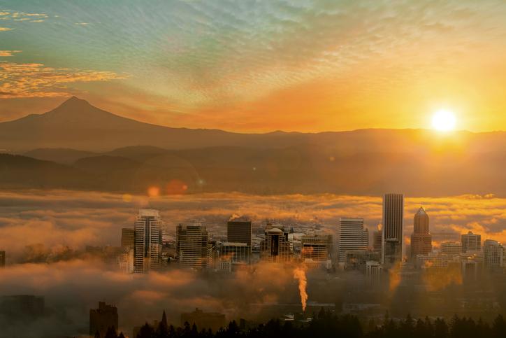 A Vegan S Guide To Portland Vegan Food Amp Living