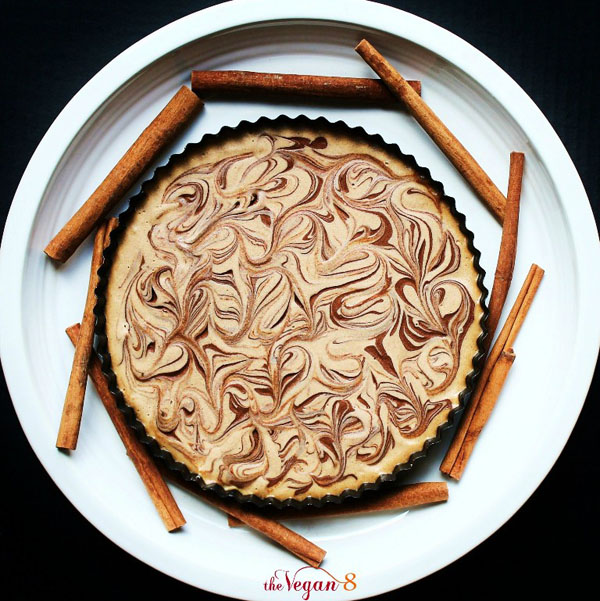 Cinnamon Spice Cheesecake