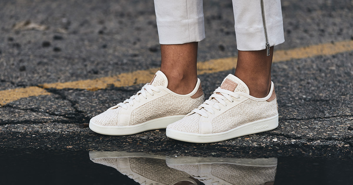 Reebok sustainable sneakers